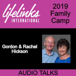 2019 Camp Talks